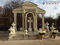 Памятник из мрамора № 38