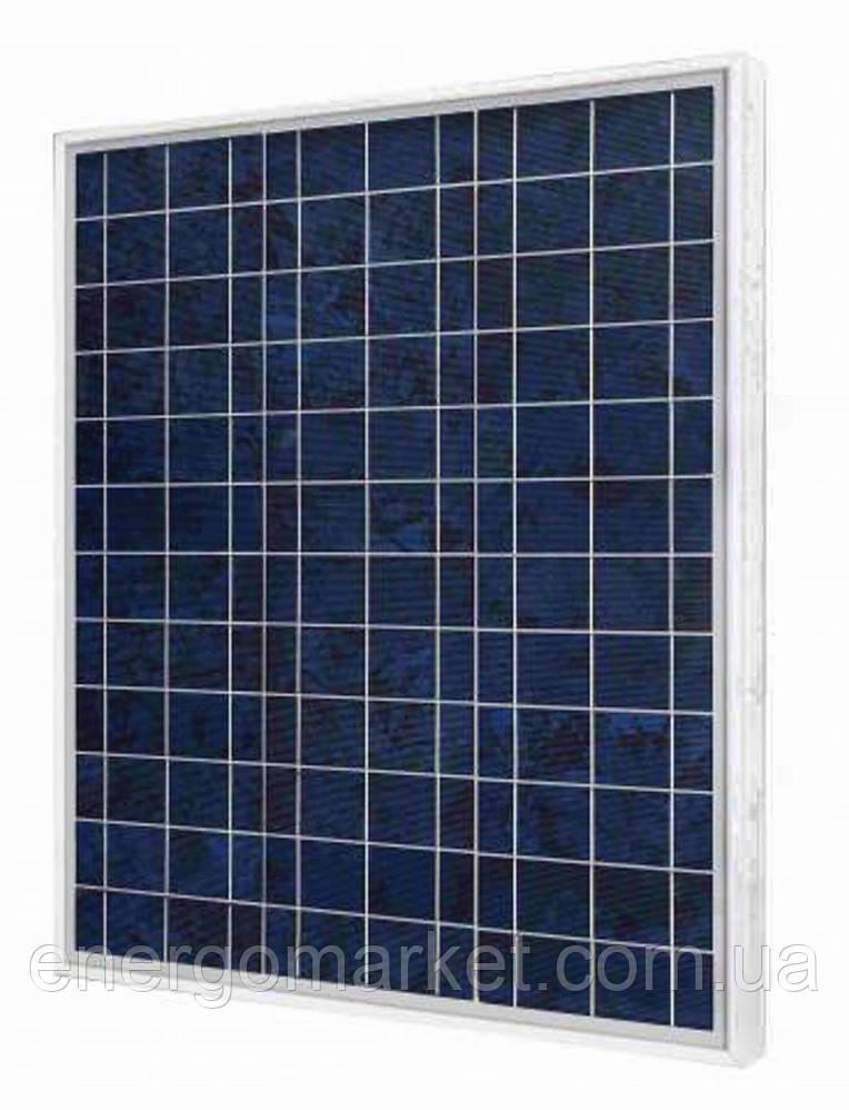 Солнечная батарея Altek АKM 50Вт / 12В (поликристаллическая) АKM-050P-36
