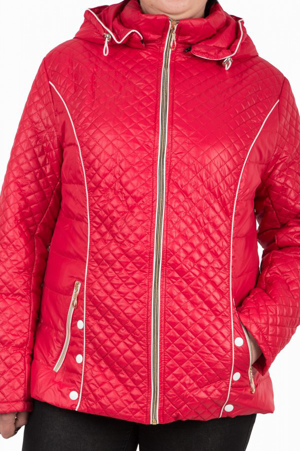 7d8f03acf6fc Женские Куртки «Кант» (10), Размер  56, Цвет  Красный — в Категории