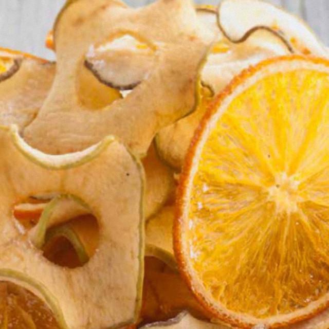 Чіпси яблучні з лимонним соком, 50 г