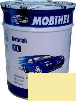 Автокраска 228 Чайная роза Helios Mobihel алкидная 1л