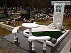 Памятник из мрамора № 42, фото 3
