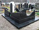 Пам'ятник з мармуру № 43, фото 3