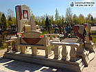 Памятник из мрамора № 45, фото 3