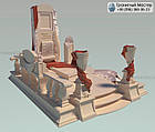 Памятник из мрамора № 45, фото 4