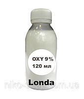 Оксидант Londa, Окислитель 9 %, 120 мл (разлив в нашу тару)