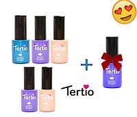 Набор гель лаков Tertio 5+1 В подарок!