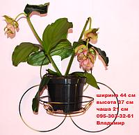 "Подставка для цветов ""Капля на 1 чашу"" , фото 1"