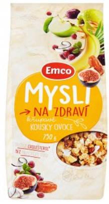 Мюсли Emco Mysli na Zdraví 750 g, фото 2