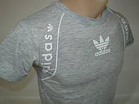 Футболка подростковая мужская Adidas Сингапур (M) код 5064, фото 1