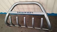 Защита переднего бампер (кенгурятник, бугель, дуга) Volkswagen Crafter
