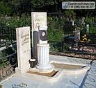 Памятник из мрамора № 54, фото 2