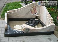 Памятник из мрамор № 56