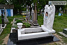 Памятник из мрамора № 57, фото 2