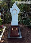 Пам'ятник з мармуру № 60, фото 2
