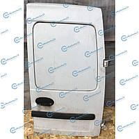 Дверь задняя правая глухая для Opel Combo 2001 - 2011