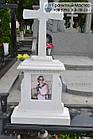 Памятник из мрамора № 61, фото 2