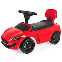 Машинка-каталка-толокар Maserati (красная) , фото 1