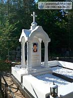 Памятник из мрамора № 62