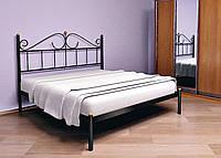 Кровать металлическая Розана