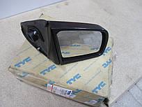 Зеркало бокового вида электро  правое TYC 388-OPD015T OPEL VECTRA с подогревом