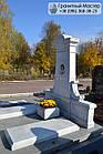 Памятник из мрамора № 63, фото 2