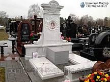 Памятник из мрамора № 63