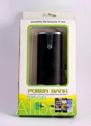 Повербанк (внешний аккумулятор, портативная зарядка) на 5600 mAh