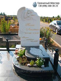 Памятник из мрамора № 66