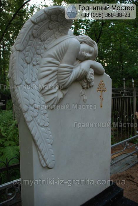 Памятник из мрамора № 68