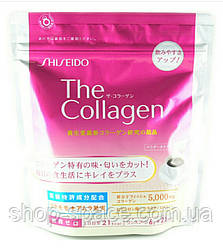Добавка для напитка Shisheido The Collagen на 21 день. Япония