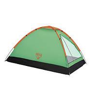Палатка для отдыха зеленая 145*205*100 см ( палатка туристическая )