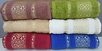 Махровые полотенца для лица 6 шт. в упаковке