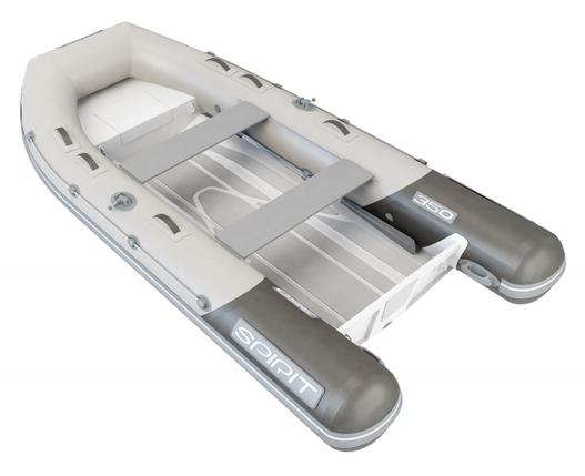 Надувная лодка Rib Spirit 350 с алюминиевым дном, фото 2