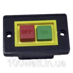Кнопка врезная  для бетономешалок ST569