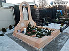 Памятник из мрамора № 75, фото 4