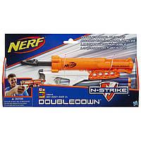Бластер Nerf Даблдаун Double Down Hasbro A9316