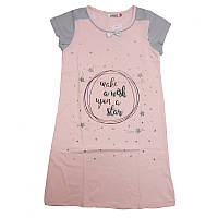 Ночная рубашка 116-134 (6-9 лет) арт.7992-3