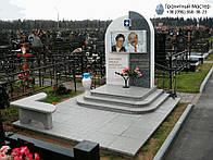 Памятник из мрамора № 83