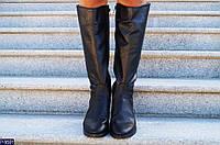 Женские сапоги (36-42) верх эко кожа купить оптом и в Розницу в одессе 7км