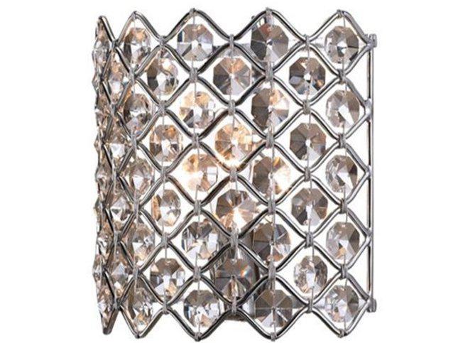 Настенный светильник Crystal LINDO Markslojd - Chrome PROMO