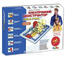 Электронный конструктор - ЗНАТОК (180 схем)