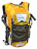 Рюкзак ROYAL MOUNTAIN 1457 yellow