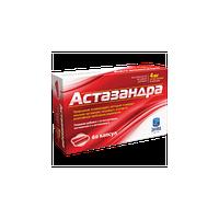 БАД  антиоксидант Астазандра капсулы 640мг №30