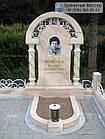 Памятник из мрамора № 89, фото 2