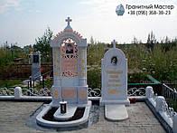 Памятник из мрамора № 91