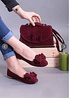 Комплект (балетки+сумка) Турция под заказ