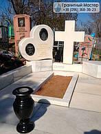Памятник из мрамора № 95