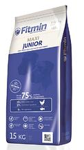 Fitmin dog junior maxi Фитмин Дог Максі Джуніор Корм для молодих собак великих порід, 3 кг