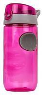 Бутылка для воды розовая